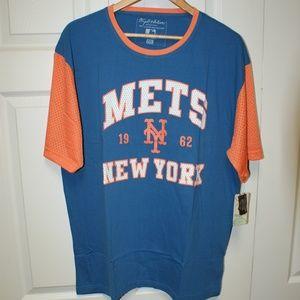 New York Mets Jersey Shirt